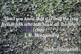 Image result for l m montgomery quotes