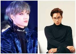 kai exo top 10 most handsome k pop male idols