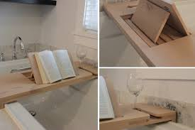 how to build a multifunctional bathtub caddy home coming for mycraftyspot com