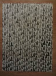 7 cut away all the parts of the linoleum that are not the tree using a linoleum cutter