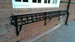 Decorative Window Boxes Window Box ASH Ironworks Quality Decorative Iron Work Devon UK 43