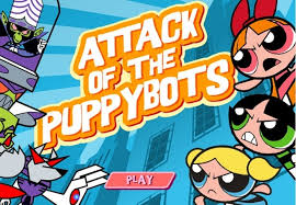 The powerpuff girl game