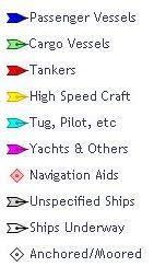Shipplotter Charts Shipplotter And Aircraft Tracker