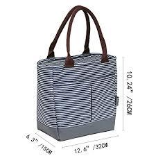 Buy Zdzdy <b>Insulated Lunch</b> Bag for Women Original Waterproof ...