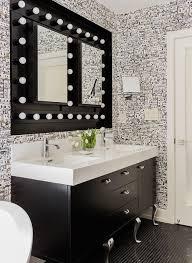 black bathroom. Black Bathroom A