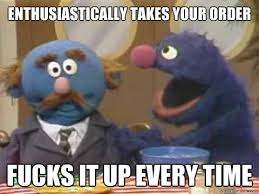 Totally Inept Grover memes | quickmeme via Relatably.com