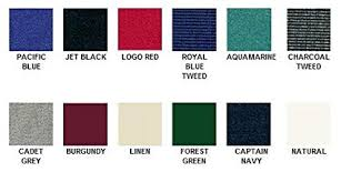 Harvard Marine Westland Boat Bimini Top Storage Boot Cover Sunbrella Fabric Select Width Select Color