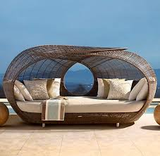 high end patio furniture. Spartan Daybed Neoteric Luxury Contemporary Patio Furniture Pool High End W