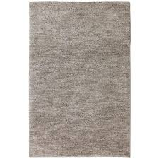 mohawk home overtones gray and black indoor area rug common 8 x 10