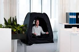 office sleeping pod.  Office Successfully Funded On Kickstarter This Spring The 200 Pause Pod Also  Sells Relaxationboosting Addons Like A Dual Sleep Mask And Noisecancelling Ear  In Office Sleeping L