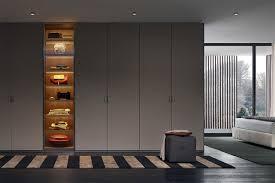Kleiderschränke – begehbarer Kleiderschrank – System – weiß – Holz ...