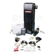 liftmaster elite series 8500w wall mount garage door opener w built in wi