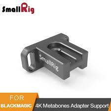 Support Blackmagic Design Us 15 85 43 Off Smallrig For Bmpcc 4k Metabones Adapter Support For Blackmagic Design Pocket Cinema Camera Lens Adapter Support 2247 In Tripod