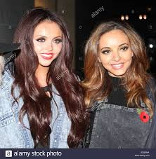 Little Mix Leave The Bbc Radio 1 Studios After Making An