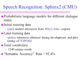 speech and affect in intelligent tutoring spoken dialogue systems 52 architecture