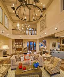 great room chandelier living room contemporary with multiple seating areas white wood coffered ceiling