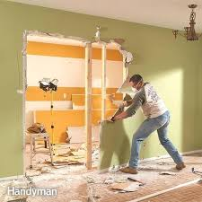 how much does it cost to drywall a room removing load bearing wall average cost to