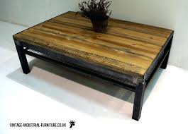 vintage industrial furniture tables design. Vintage Industrial Table Coffee Regarding Tables  Plans 9 Metal Legs . Furniture Design U