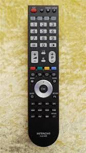 hitachi tv remote. image is loading hitachi-remote-control-cle-998-replace-cle980-32pd960dta- hitachi tv remote 7