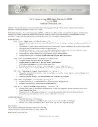 Web Producer Resume Free Resume Templates
