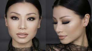 makeup tutorial matte brown smokey eye