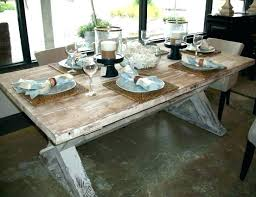 rustic white dining table. Plain Table Distressed White Dining Tables Set Medium Size Of Metal Kitchen Table And  Chairs Wood Insp For Rustic White Dining Table E