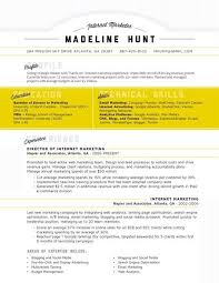 Examples Of A Cv Beauteous CV Layout Examples Reedcouk