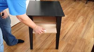 Hidden Drawer Lock Mag Lock Secret Compartment Coffee Table Hidden Compartment End
