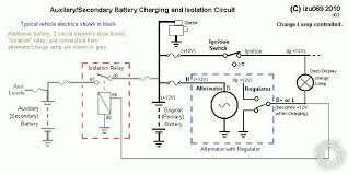 battery isolator wiring diagram posted image