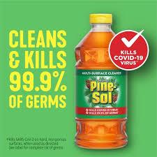 pine sol 144 oz original pine all