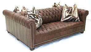 two sided couches double couch sofa tufted leather high end furniture 2 double sided sofa h72