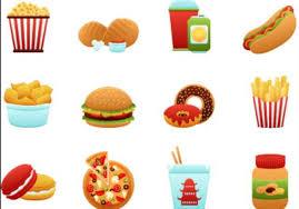 junk food vs healthy food chart. Modren Food Junk Food Throughout Food Vs Healthy Chart E
