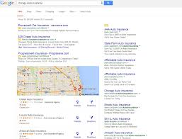 aaa car insurance quotes google goes to local 3 pack integratedigitalmarketing