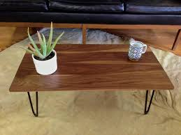 Furniture: hairpin leg coffee table ideas Hairpin Leg Round Coffee Table, Hairpin  Leg Coffee Table Diy, Lowe's Hairpin Legs ~ AndorraRagon