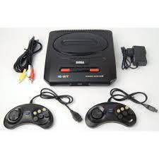 Máy chơi game điện tử 6 nút,máy game băng nhựa 3 tích hợp game trong máy+  Tặng móc khóa PUBG trị giá 50k