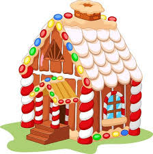 gingerbread house clipart. Unique House Gingerbread House Color Stock Vector  45088651 On House Clipart