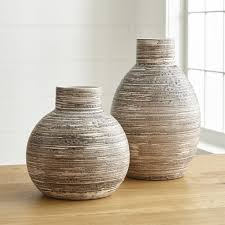 Small Picture Decorative Vases Glass and Ceramic Crate and Barrel