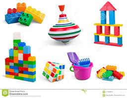 Designer Childrens Toys Set Of Children S Toys Editorial Stock Photo Image Of Games