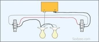 2 light wiring diagram wiring wiring diagram gallery 3 way switch wiring diagram pdf at 3 Way Switch Multiple Lights Wiring Diagram