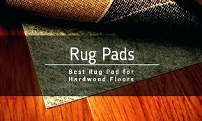 rug pads hardwood floors home depot area