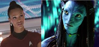 avatar movie review and analysis pat heyman zoe saldana comparison2 hgt300 jpg