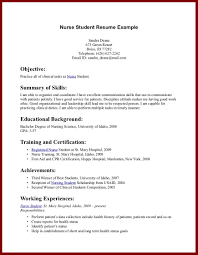 Resume For High School Student With No Experience How To Write A
