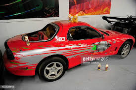 1993 mazda rx7 fast and furious. dominic torettou0027s 1993 mazda rx7 stunt car from the movie u0027fast furiousu0027 is used rx7 fast and furious 0