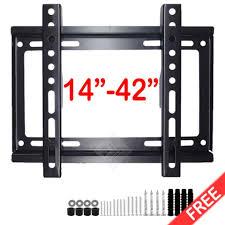 ume lcd led tv monitor wall bracket mounting 14 42 b27