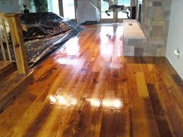 barn wood flooring install and finish reclaimed barn mixed pine wood flooring