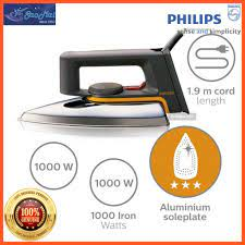 Bảo hành chính hãng - Bàn ủi khô Philips Classic HD1172