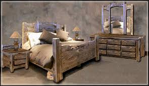 Bedroom Western Rustic Furniture Pertaining To Awesome Property