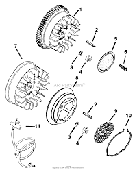 Kohler K181 Engine Parts Diagram
