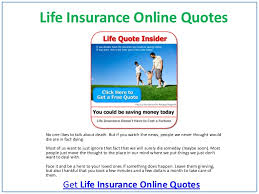 Life Insurance Online Quote Simple Life Insurance Online Quotes