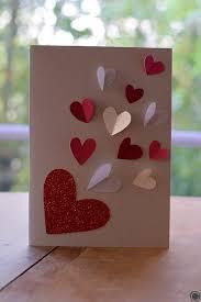 Carte De St Valentin Diy Valentines Day Diy Carte St Valentin Diy Valentines